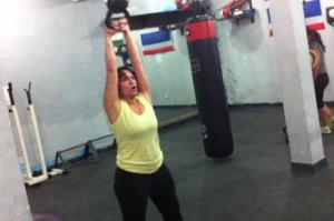 Monica Madrid The Kettlebell Swing