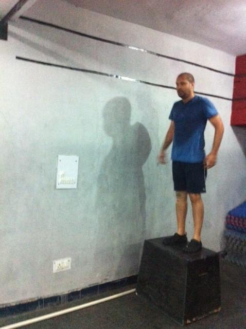 NIsh - box jumps